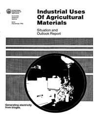 Industrial Uses of Agricultural Material... by Glaser, Lewrene