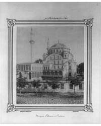 Exterior View of the Sultan Selim III Ca... by Frères, Abdullah