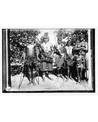 Bain Photograph Collections : Zulu Warri... by Library of Congress