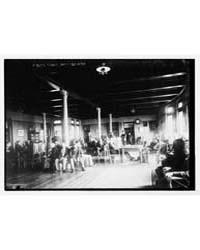Matteawan Asylum - Men's Room, Photograp... by Library of Congress
