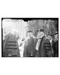 Columbia Univ. Commencement, Academic Pr... by Library of Congress