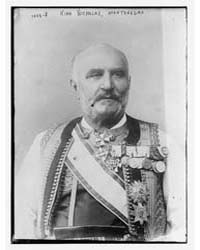 King Nicholas, Montenegro, Photograph Nu... by Library of Congress