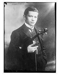 Ephram Zimbalist, Photograph Number 0610... by Library of Congress
