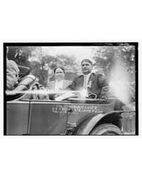 M.L. Sullivan & Wife in Auto, Photograph... by Library of Congress
