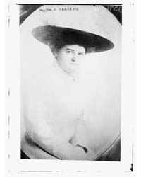 Mrs. William C. Carnegie, Photograph Num... by Library of Congress