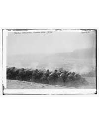 French Infantry Firing from Trench, Phot... by Library of Congress