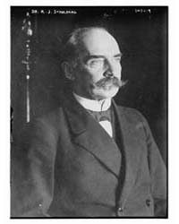 Dr. K.J. Stahlberg, Photograph Number 18... by Library of Congress