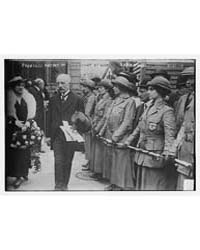 Princess Arthur of Connaught at Women's ... by Library of Congress