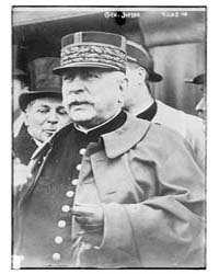 General Joffre, Photograph Number 24349V by Library of Congress