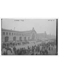 Cunard Pier, Photograph Number 27966V by Library of Congress