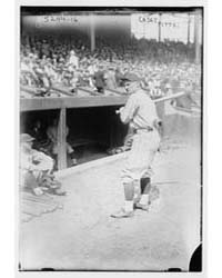 Max Carey, Pittsburgh Nl Baseball, Photo... by Library of Congress