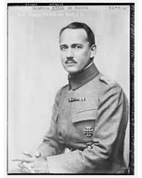 Heinrich Xxxiii of Reuss, Photograph Num... by Library of Congress
