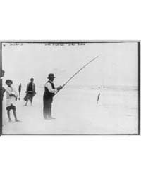Fishing - Surf Fishing, Long Beach, N.J.... by Library of Congress