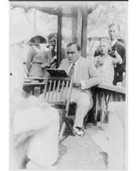 Enrico Caruso, 1873-1921, Drawing Carica... by Library of Congress