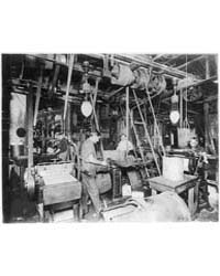 Newspaper Publishing - Electro Dept., N.... by Library of Congress