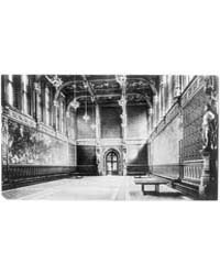 The Royal Gallery House of Lords, Interi... by Library of Congress