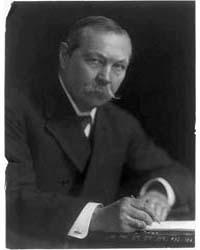 Sir Arthur Conan Doyle, 1859-1930, Photo... by Library of Congress
