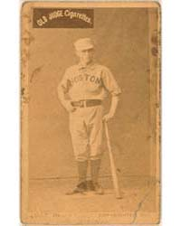 Kid Madden, Boston Beaneaters by Goodwin & Co.