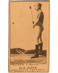 Lady Baldwin, Detroit Wolverines by Goodwin & Co.