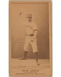 Lev Shreve, Indianapolis Hoosiers by Goodwin & Co.