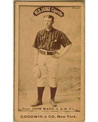 Capt. John Ward, New York Giants by Goodwin & Co.