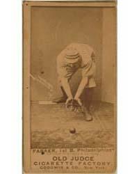 Sid Farrar, Philadelphia Quakers by Goodwin & Co.