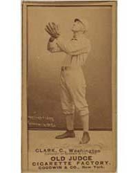 Sam Crane, Washington Statesmen by Goodwin & Co.