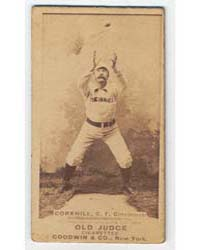 Pop Corkhill, Cincinnati Red Stockings by Goodwin & Co.