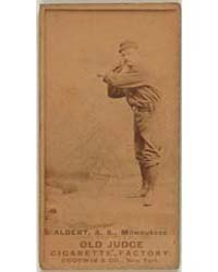 Albert, Milwaukee Team by Goodwin & Co.