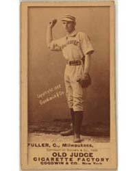William Fuller, Milwaukee Team by Goodwin & Co.
