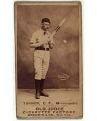 George Turner, Minneapolis Team by Goodwin & Co.