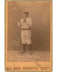 Shorty Fuller, St. Louis Browns by Goodwin & Co