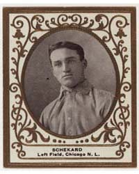 Sheckard, Chicago Cubs by American Tobacco Company