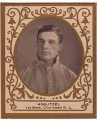 Dick Hoblitzell, Cincinnati Reds by American Tobacco Company