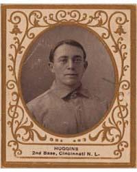 Miller Huggins, Cincinnati Reds by American Tobacco Company
