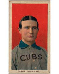 Frank Chance, Chicago Cubs by American Tobacco Company