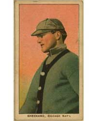 Jimmy Sheckard, Chicago Cubs by American Tobacco Company