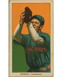 Tom Downey, Cincinnati Reds by American Tobacco Company