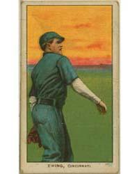 Bob Ewing, Cincinnati Red by American Tobacco Company