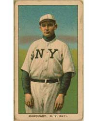 Rube Marquard, New York Giants by American Tobacco Company