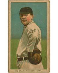John McGraw, New York Giants by American Tobacco Company