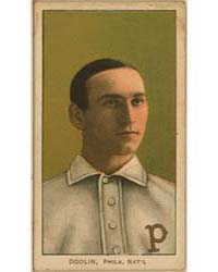Mickey Doolan, Philadelphia Phillies by American Tobacco Company