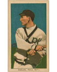 Doolan, Philadelphia Phillies by American Tobacco Company