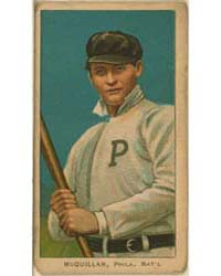 George McQuillan, Philadelphia Phillies by American Tobacco Company