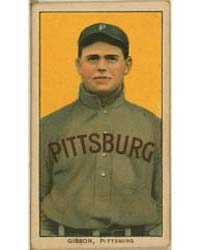 George Gibson, Pittsburgh Pirates by American Tobacco Company