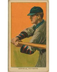 Lefty Leifield, Pittsburgh Pirates by American Tobacco Company