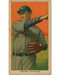 Nick Maddox, Pittsburgh Pirates by American Tobacco Company