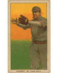 Billy Gilbert, St. Louis Cardinals by American Tobacco Company
