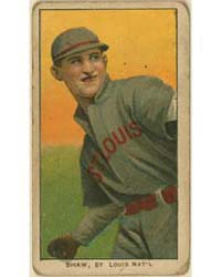 Al Shaw, St. Louis Cardinals by American Tobacco Company