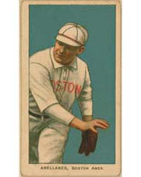 Frank Arellanes, Boston Red Sox by American Tobacco Company